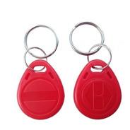 Pack De 10 Llaveros Plásticos Rfid 1k - 13.56 Mhz Idshop®