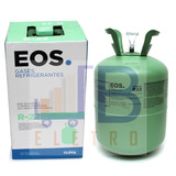 Gás Refrigerante Eos R22 Garrafa De 13,6kg Ar Condicionado