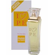 Perfume I Love P.e. Paris Elysees 100ml - Original E Lacrado
