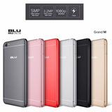 Celular Blu Grand M 8gb Tela 5 - Dual Sim - Material Metal