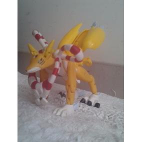 Figura Juguete Digimon Kyubimon/taomon