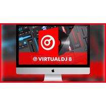 Virtual Dj Pro 8.2 Mac - Versão 2017