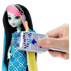 2 Monster High: Frankie Stein Y Clawdeen Wolf/envío Gratis