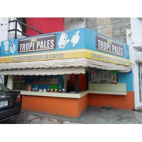 (crm-634-606) Se Traspasa Paleteria En Cancun