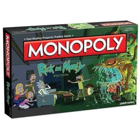 Dos De Los Mejores Juegos De Mesa Risk Y Monopoly En Mercado Libre