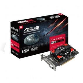 Placa Vga Amd Radeon Rx 550 2gb Rx550-2g Pci-express 3.0