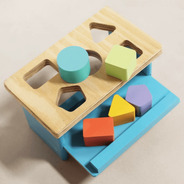 Banco Encastres - Juegos Montessori Para Niños - Lakalumba