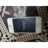 Iphone 4s Blanco Con Codig