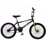 Bmx Venzo Inferno R-20 Freestyle Oferta Bicicletas Tonino