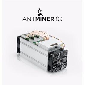 Antminer S9i 14.5th Nova Pronta Entrega C/fonte, Modelo2018