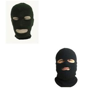 353866b55f502 Balaclava Gorro Ninja De Lã Unissex Motoqueiro Proteçao