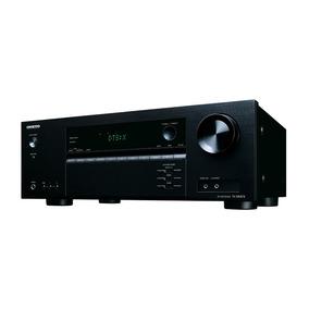 Receiver A/v Onkyo 5.1 Tx-nr474 Dolby Atmos Wifi/ Bt/hi-res