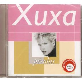 Cd Xuxa - Pérolas Edição Limitada - Novo***