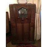 Hermosa Y Antigua Radio Zenith Modelo 10-s -160 Black Radial