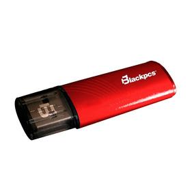 Blackpcs Memoria Flash Usb 2.0 8gb Pc Mac Rojo Mu2107