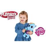 Pony Destellos Luces Música Playskool Hasbro Peluche B1652