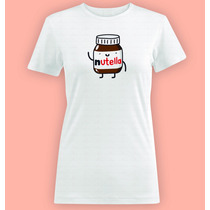 Franela Dama Nutella