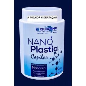 Sos Recuperaçao Dos Fios Nano Plastica Capilar 1 Kilo Burana