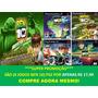 Ben 10 Alien Force Vilgax Attacks (kit 4 Jogos Ps2 Infantil