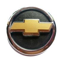 Emblema Grade Corsa Classic 2002 A 2008 Com Gravata Dourada