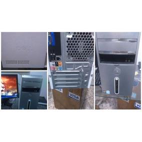 Computador Dell Inspiron 530 Cpu + Monitor Completo