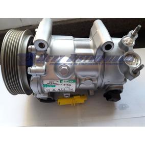 Compressor Peugeot Citroen C/ Válvula Eletrônica Original