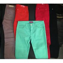 Pantalones Tipo Jean Marca Charo Garcia Originales