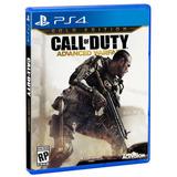Call Of Duty: Advanced Warfare Gold Edit Ps4 Activision