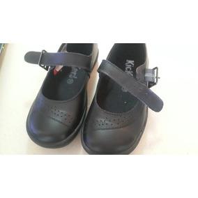 Zapatos Escolares Niña Kickers Talla 32