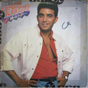 Lp Carlos Augusto Falando De Amor