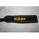 Correa Para Camara Fotografica Nikon