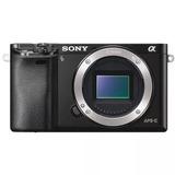 Maquina Fotográfica Profissional Sony Alpha A6000 (corpo)