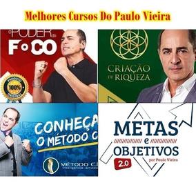Método Cis 2.0 + 4 Cursos Paulo Vieira + Apostila + Bônus