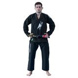 Kimono Jiu Jitsu Pro Series Preto - Bad Boy
