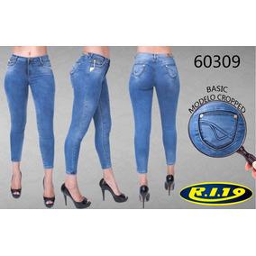 Calça Jeans Skinny Ri19