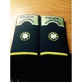 Jerarquías Policiales Rango Supervisor (policia Municipal)