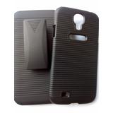 Capinha Anti Impacto Galaxy S4 I9500 I9505 Belt Clip Cinto