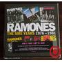 Ramones - The Sire Years 1976-1981 Cd Box Set Importado