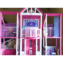 Casita De Barbie Y Accesorios