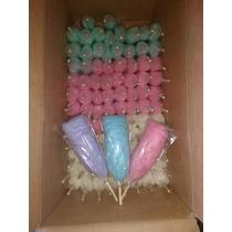 50 Mini Algodones Minialgodones De Azúcar Dulid