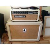 Mesa Boogie Mark Iii Red Stripe + Caja 2x12 V30 +anvils