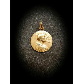 Medalla En Oro De San Francisco De Asís