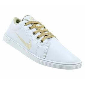 Sapatênis Nike - Sapatênis Feminino Nike Branco