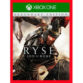 Ryse Son Of Rome - Legendary Edition Xbox One Offline