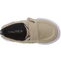 Zapato Mocasin Nautica De Niño