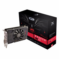 Placa Video Xfx Amd Radeon Ati Rx 460 4gb Ddr5 Necxus