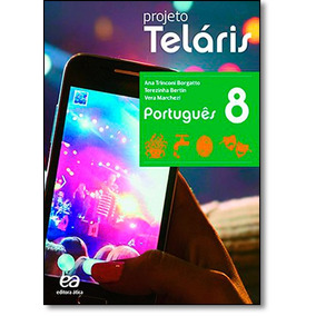 Projeto Teláris - Português - 8º Ano