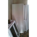 Puertas Pvc Blancas 0.80x2.07