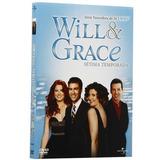 Box Will E Grace 7ª Temporada (4 Dvd