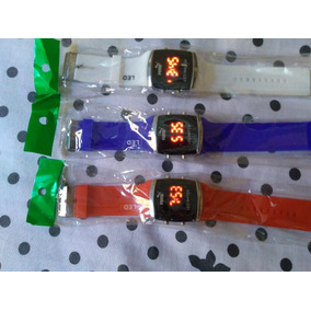 Relogio Led Pulso Puma Sport Watch Digital